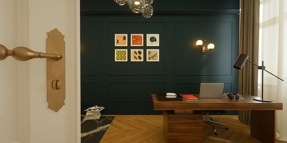 5. OFFICE - GUEST ROOM