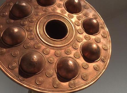 Orgelmiks med bronselur