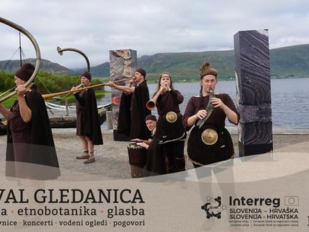 Festival Gledanica i Slovenia