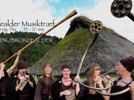 Bronzealder Musiktræf, Vestervig, Danmark. 25.-27. mai, Thy Centre for Musical Arts, TCMA.