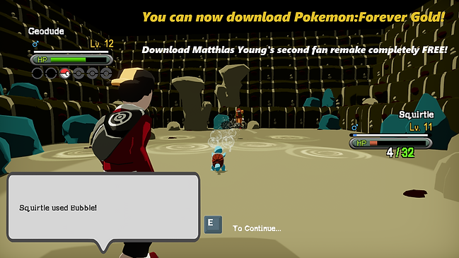 Pokemon - Forever Gold V1.03 2020-10-29