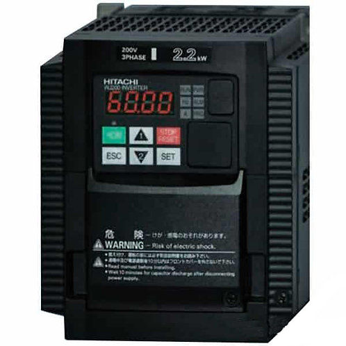 Hitachi WJ200 3HP 200V VFD