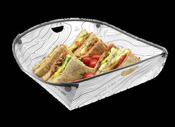 Snapfold™ Dish XL