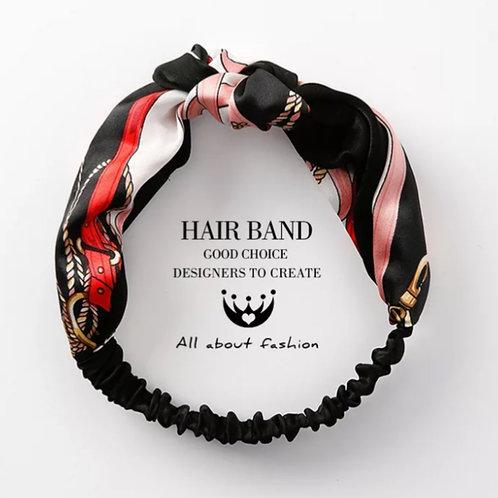 Повязка на голову для волос мода 2020