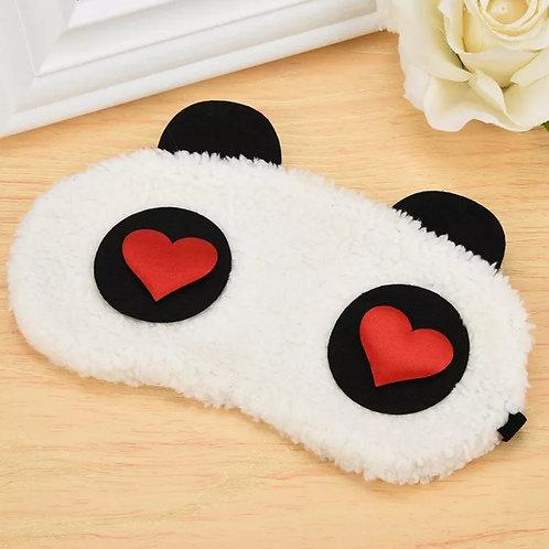 """маска для сна """"Панда"""" Love"""