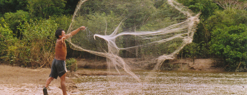 Casting a Wide Net in the Amazon