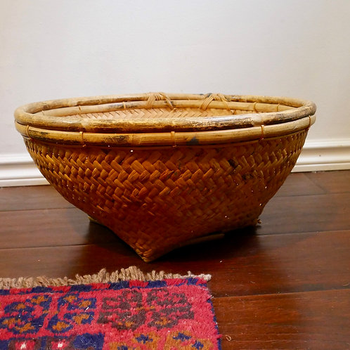 Vintage Large Multifunctional Basket