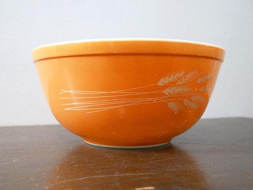 Vintage Autumn Harvest Pyrex Nesting Bowl- 403