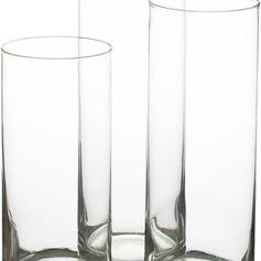 Tall & Medium Round Vases