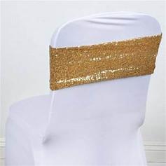 Gold Sparkle Sash