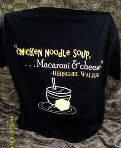 Herschel Walker From the G Shirt {Back}