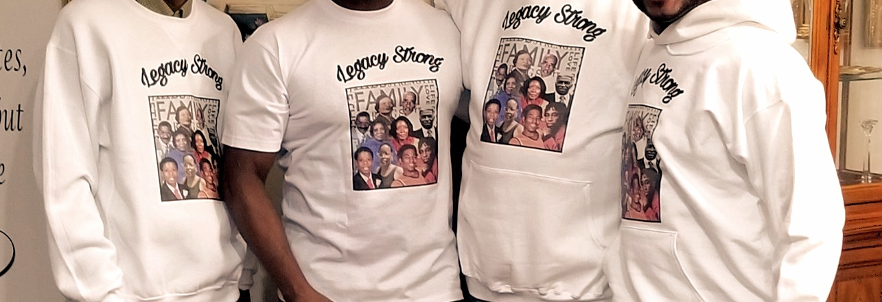 Legacy Strong Shirt & Hoodie Bundle (Client Photo)