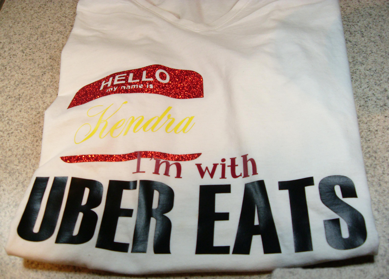 Uber Eats TShirt