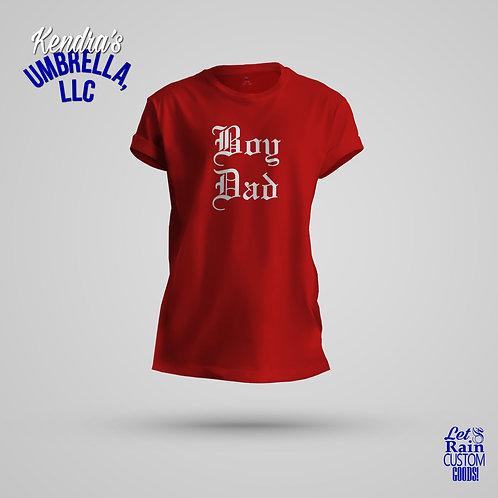Boy Dad T-Shirt