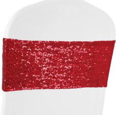Red Sparkle Sash