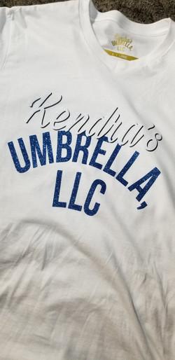 Kendra's Umbrella, LLC Merch T-Shirt