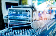 Mics and Sound System