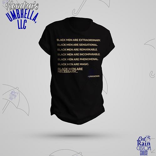 Black Men Are...T-Shirt