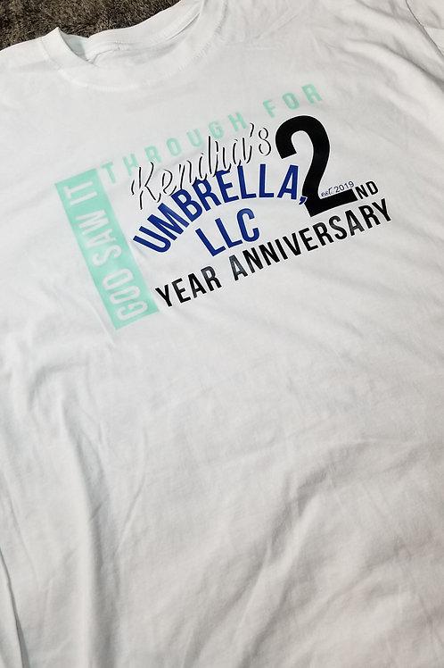 2 Year Anniversary T-Shirt