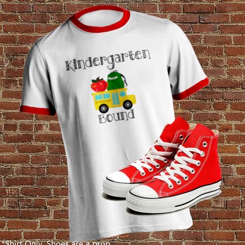 Kindergarten Bound T-Shirt