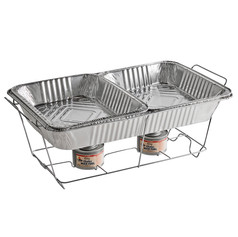 Wire Rack Chafing Dishes