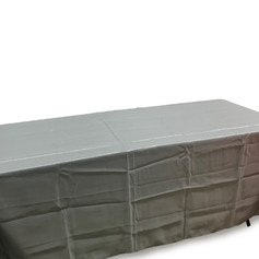 Silver Tablecover