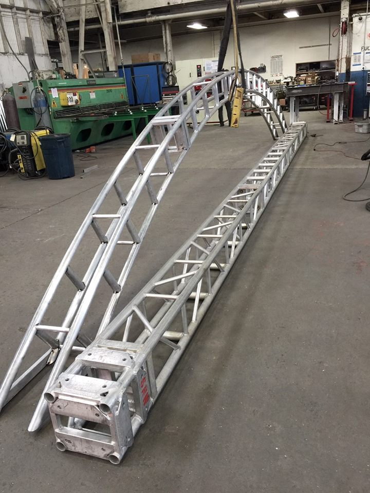 Aluminum Truss (Custom)