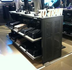 Nike Wardrobe Table