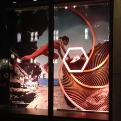 Nike Window Frame