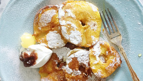 Apple Pancakes - simple and delicious