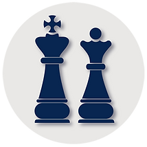 chess_strategy_king_and_queen_with_shado