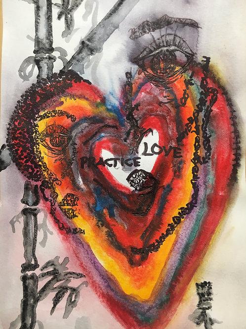 LOVE (print)