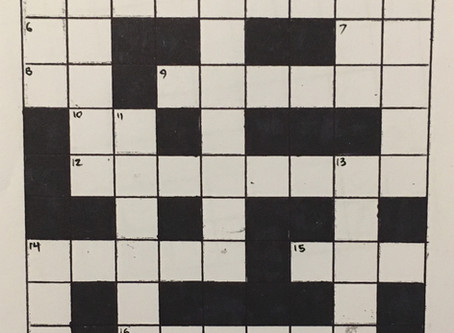 Mercurial Love Crosswords - Within our Society