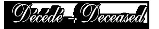 Poulain décédé au Loosa-Ranch