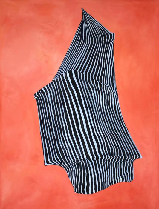 Rör I,190x135 cm, tempera, oil and acrylic on cotton canvas, 2018