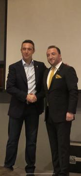 İbrahim Ulukaya - Ali Koç