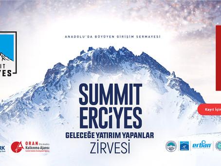 Summit Erciyes - Geleceğe Yatırım Yapanlar Zirvesi Gerçekleşti