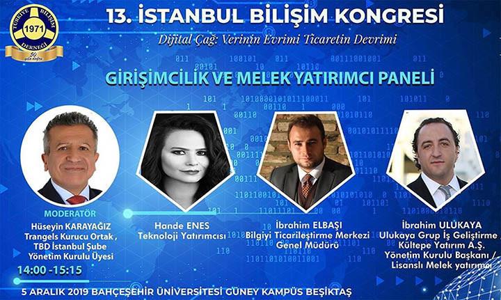 İbrahim Ulukaya - İstanbul Bilişim Kongresi