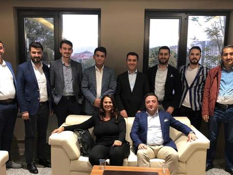 Melek Yatırımcılar Gaziantep'te Bir Araya Geldi