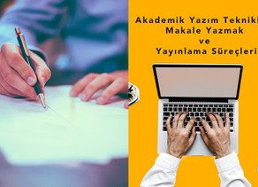Akademik Yazım Teknikleri, Makale Yazmak ve Yayınlama Süreçleri - Udemy