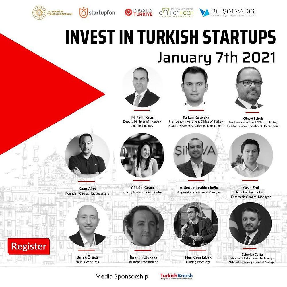 İbrahim Ulukaya - Kültepe Yatırım - Startup Fon - Girişimcilik - Melek Yatırımcılık