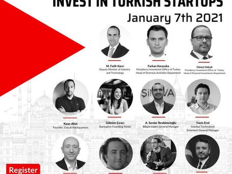 Türk Girişimlerine Yatırım Zirvesi