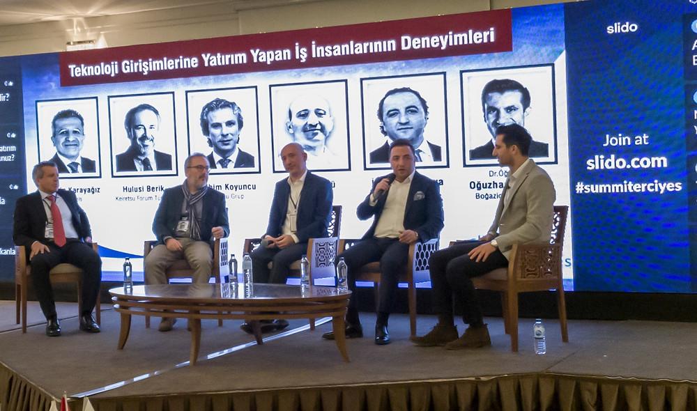 Summit Erciyes - Geleceğe Yatırım Yapanlar Zirvesi