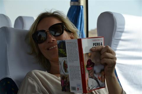 Peru | Guest bloggers Marie-Louise and Una