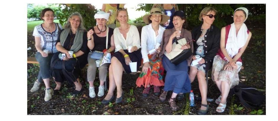 The Flax and Needle Festival, Vallée du Dun, 3-5 July 2015