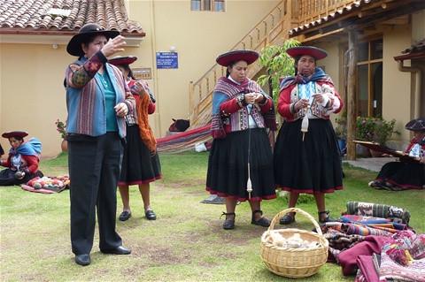 Peru | Guest bloggers Marie -Louise and Una