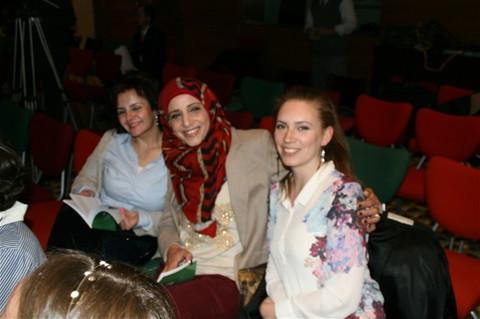 Jordan   Participant Thoughts - Najd Sweidan & Ameera al Zaben