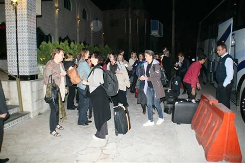 Jordan   DAY 3 - Arrival of participants