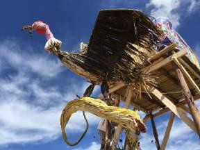 Lifestyle at lake Titikaka