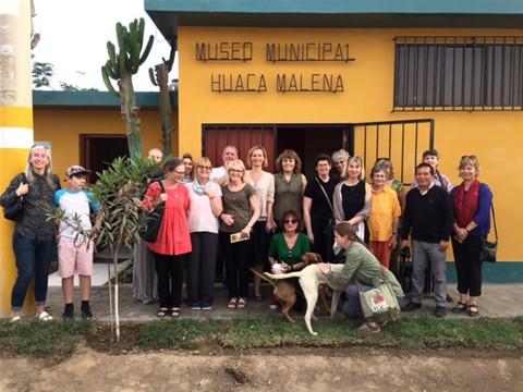CTR study tour to Peru